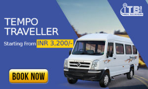 Tempo-traveler Taxi package