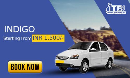 INDIGO Taxi package